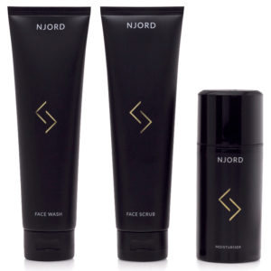 Njord Male Grooming - In Your Face Kit