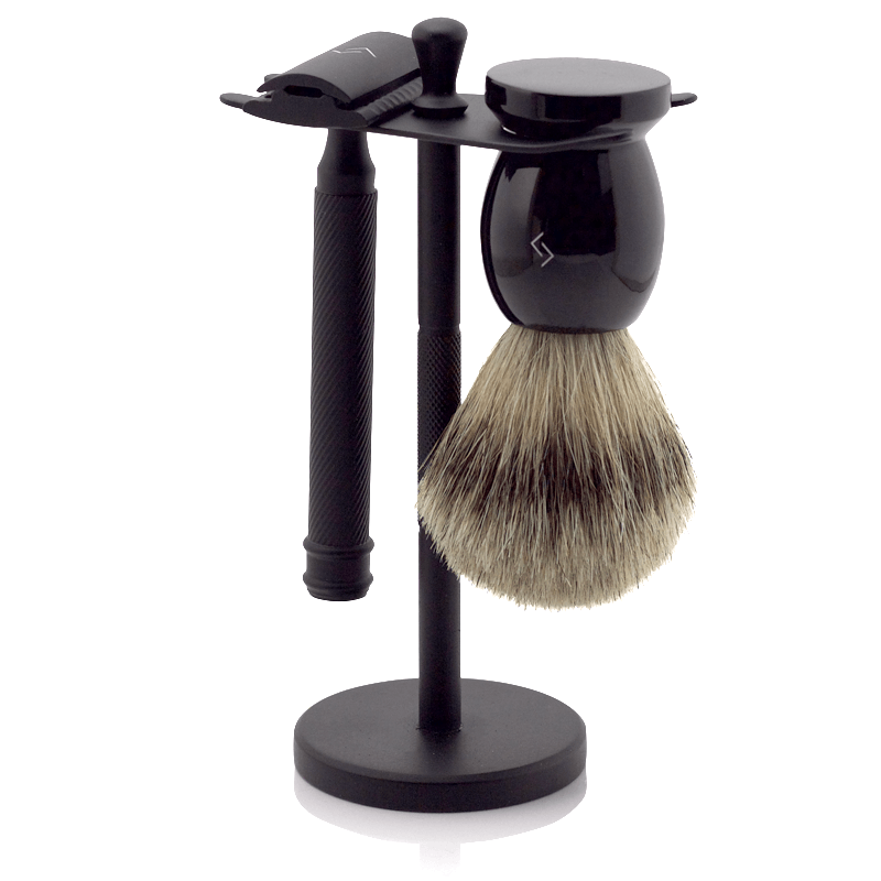 Njord Male Grooming - DE Shaving Kit