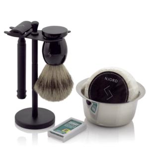 Njord Male Grooming - DE Razor Kit