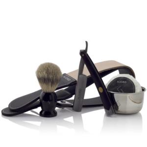 Njord Male Grooming - Straight Razor Kit