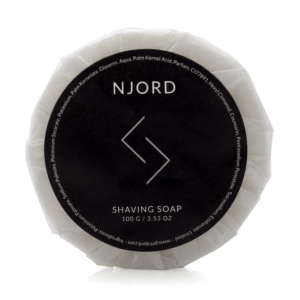Njord Male Grooming - Shaving Soap