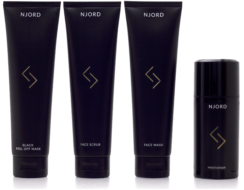 Njord Male Grooming - Perfect Face Kit - About Njord