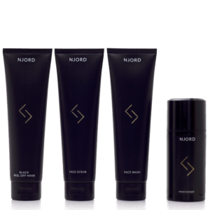 Njord Male Grooming - Pefect Face Kit