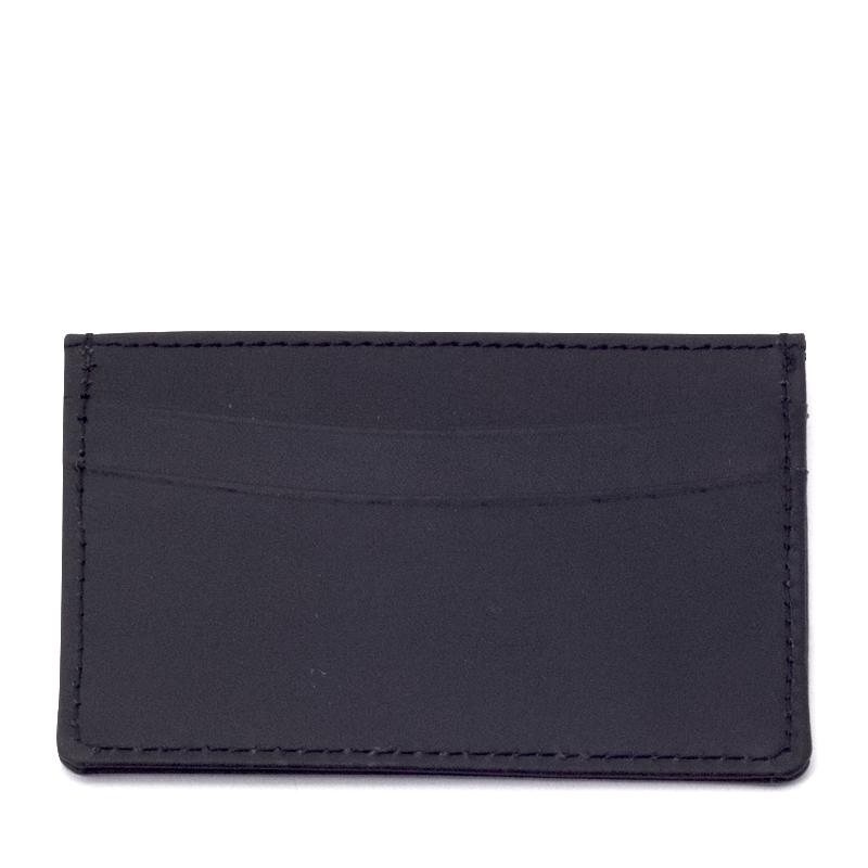 Njord Male Grooming - Card Holder Slim (Black)